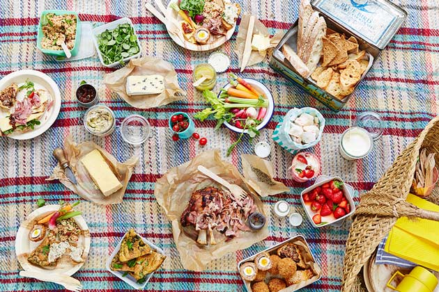HOW TO PREPARE A PERFECT PICNIC ?