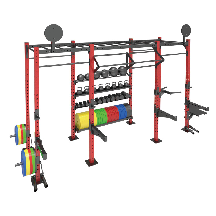 High Quality Gym Multifuntional Racks CFR17001-08 -Vigor