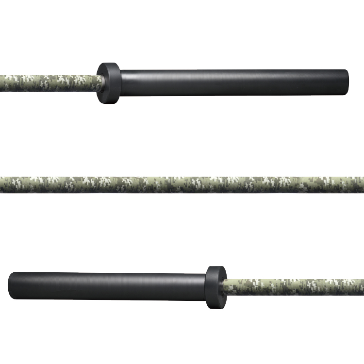 High Quality Camouflage Weigth Lifting Bar OB86-CA -Vigor