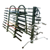 High Quality Mixed OB Bar And Machine Bar Rack OBRKW-001 -Vigor