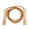 Hot Sale Leather Jump Rope JR-L-008 -Vigor