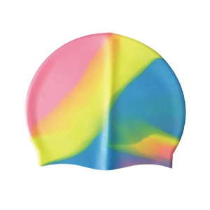 High Quality Silicone Swimming Cap with Ear Cover SC-005 -Vigor SC-007