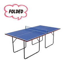 Trusted Table Tennis Table Great for Home Game Room Table Tennis TT-002 -Vigor