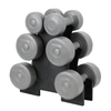 China Certificated Portable 12KG Dumbbell Set Vigor - DBS-D-003