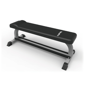 Flat Bench with Dumbbell Holder