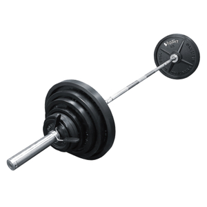 140kg Olympic Barbell Set