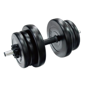 10kg Cement Dumbbell Set